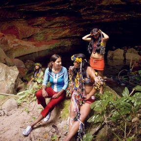 Trekking en bermuda Kweuleu