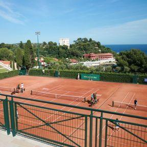 Un tennis très méditerranéen