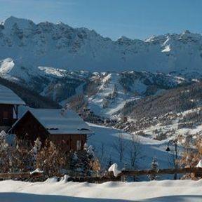 Vars la Foret Blanche (Hautes alpes)