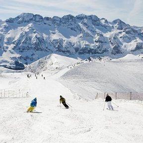 LES PORTES DU SOLEIL: franco-suisse