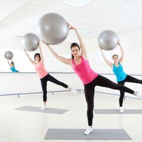Exercice 7 :  Travail d'équilibre debout avec bascule dans le plan sagittal