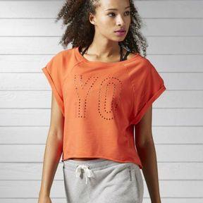 T-shirt Yoga Reebok