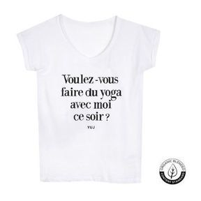 T-shirt Yuj Paris