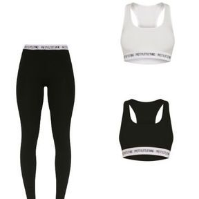 Tenue de yoga PrettyLittleThing