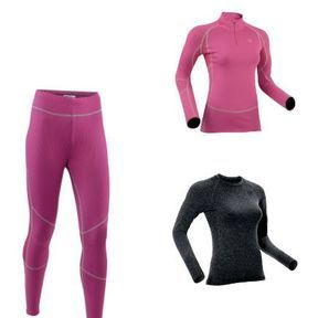 Tenue yoga Damart