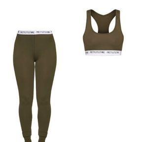 Tenue yoga PrettyLittleThing