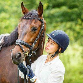3. L'équitation avec 673 000 licenciés
