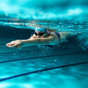 4. La natation avec 301 000 licenciés