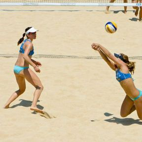 Le beach volley