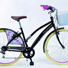 Vélo de ville pas cher Celia Chok
