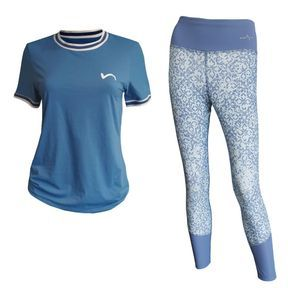 Tenue de sport Blue Bird de Noliju