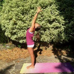 yoga anti cellulite