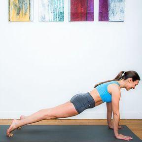 La posture de la Planche