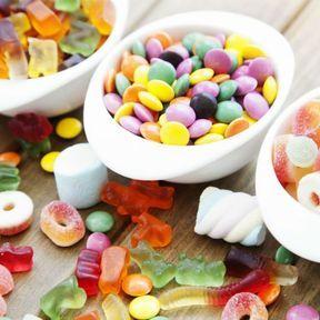 Les bonbons ou sucreries