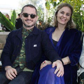 Mette-Marie Kongsved et Elijah Wood