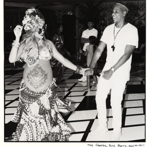 La baby shower de Beyonce