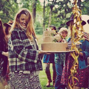La baby shower de Blake Lively