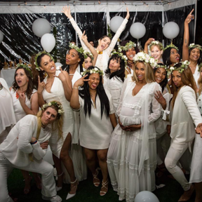 La baby shower de Ciara