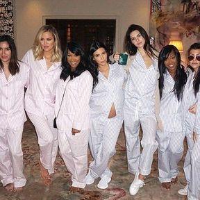 La baby shower de Kim Kardashian