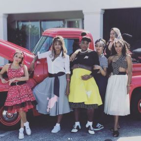La baby shower de Serena Williams