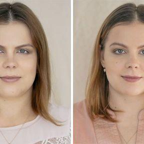 """""""Devenir mère""""- 33 femmes photographiées avant et après la naissance de leur enfant #21"""
