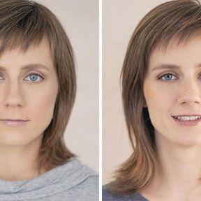 """""""Devenir mère""""- 33 femmes photographiées avant et après la naissance de leur enfant #28"""