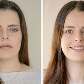 """""""Devenir mère""""- 33 femmes photographiées avant et après la naissance de leur enfant #3"""