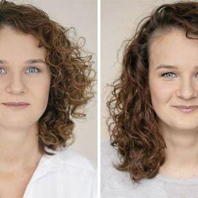 """""""Devenir mère""""- 33 femmes photographiées avant et après la naissance de leur enfant #4"""