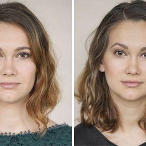 """""""Devenir mère""""- 33 femmes photographiées avant et après la naissance de leur enfant #6"""