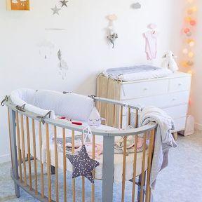 La chambre de bébé accessoires