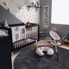La chambre de bébé cosy