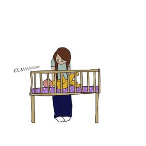 Ne pas réussir à calmer Bébé