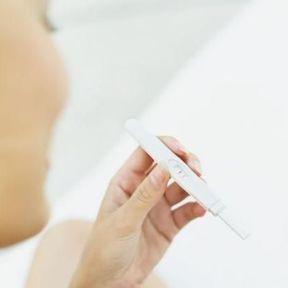 Le test de grossesse urinaire
