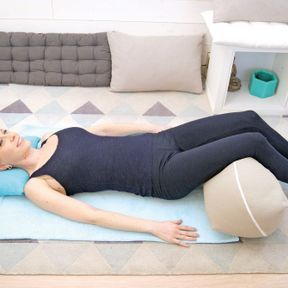 Posture allongée spécial sommeil