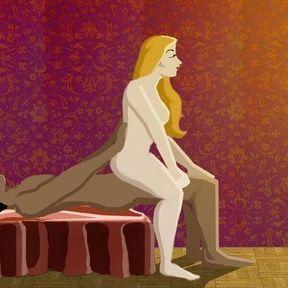 La position de l'indolent pendant la grossesse