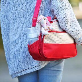 Un sac pour sortir avec bébé