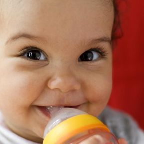 Lait deuxième âge : de 6 mois à 1 an