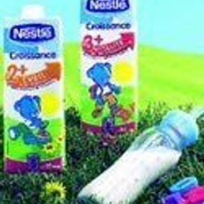 Nestlé croissance Le trio gagnant !