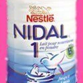 Nestlé Nidal   Pour renforcer les défenses de bébé