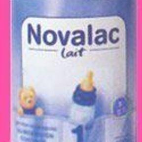 Novalac Lait   Une question d'équilibre