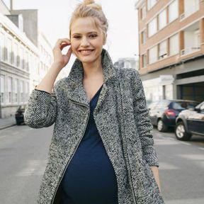 Manteau évolutif de grossesse, Vertbaudet