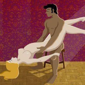 L'acrobate pour tomber enceinte