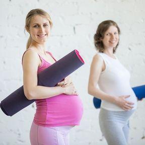 La gym pendant la grossesse