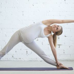 Le stretching pendant la grossesse