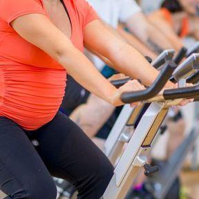Le vélo pendant la grossesse