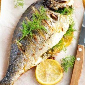 Les poissons bien cuits ou grillés
