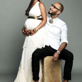 Alicia Keys enceinte, juillet 2014