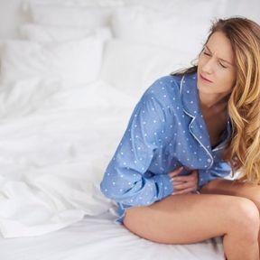 Des douleurs liées à une déchirure cervicale