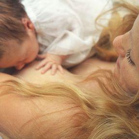 Infection mammaire après accouchement