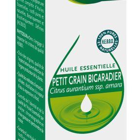 Huile essentielle de petit grain bigarade - Fleurance Nature